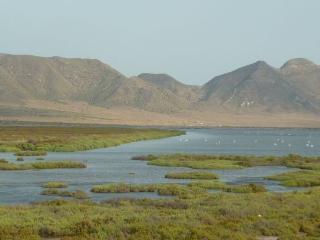 Las Salinas, El Cabo