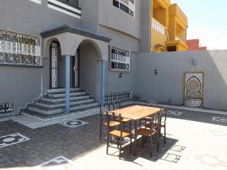Apartment-Villa RIAD Beach edge of sea Morocco, Kenitra