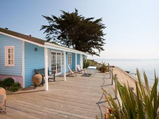 Ledge Beach Hut and Boat House, Bembridge