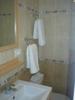 En - suite shower room to bedroom 2