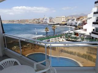 Apart. con wifi, piscina y vistas al mar el Medano