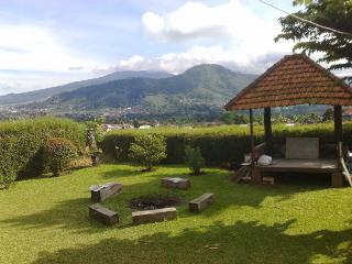 Villa 121 Lembang - Panoramic View