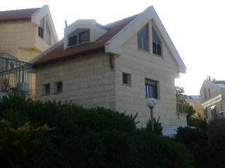 Your small stone house in the middle of Haifa