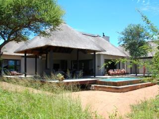 Luxury villa nearby the Krugerpark, South-Africa