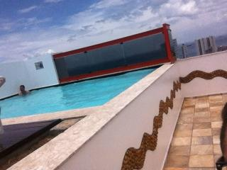 Part-hotel in Barra 450 meters from the beach, Salvador