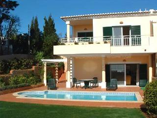Villa Sol. Spacious end of cul de sac house with sea views and private pool.