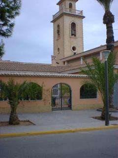 Montesinos church