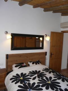 Master bedroom with en suite bathroom/toilet