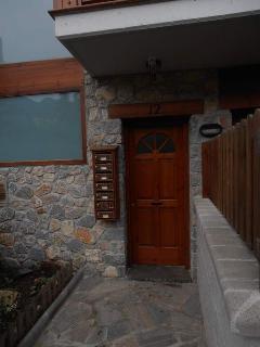 entrada exterior del edificio
