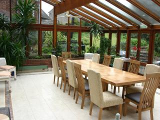 The Conservatory/Dining Room