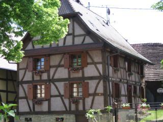 Appartement Terrasse de l'Ill sud un, Altkirch