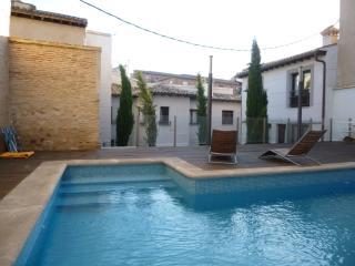 Apartamento con piscina en el centro histórico