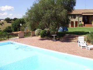 Villa con Piscina Maremma Toscana 'Le Caselle, Campagnatico