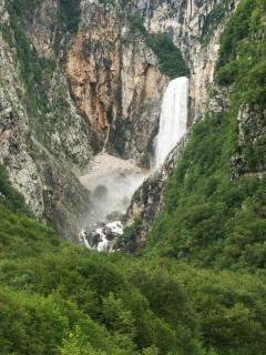 Boka waterfall