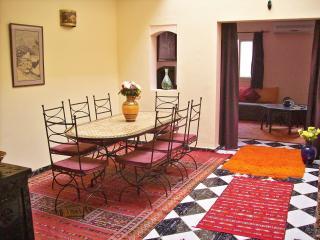 185 m² de confort à Marrakech