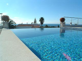 Infinity Pool, Blue Sea, Blue Sky!