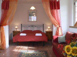 Bedroom,   Apt. 3, Villa Collecimino