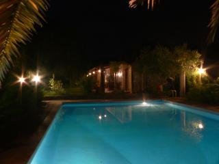 Villa con piscina nelle vicinanze di Roma