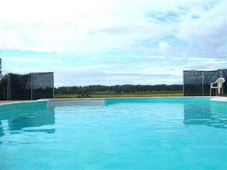 6 bedroom farmhouse with private pool near Duras, Baleyssagues