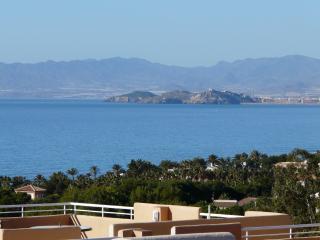 Bay of Mazarron - View from Solarium