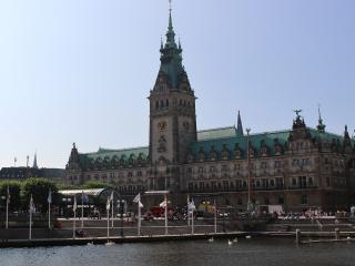 Fewo a/ Haflingerhof m. Balkon, Hamburgo