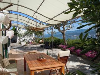 Villa Mirela directly on the beach, Krk island, Silo