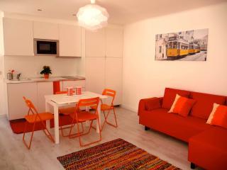 Apartamento de 1 dormitório en el centro histórico, Lissabon