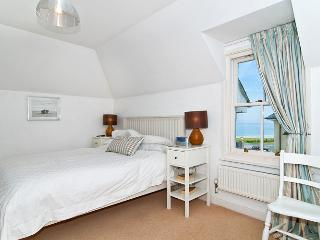Relax in the Large Master Bedroom with Sea Views