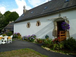 studio  dans longere en campagne Bretonne, Mellac