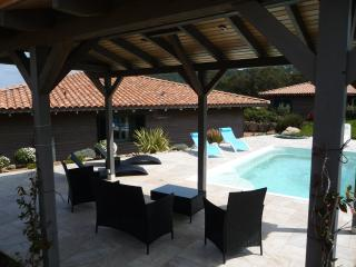 Villa avec piscine « les figuiers », Figari