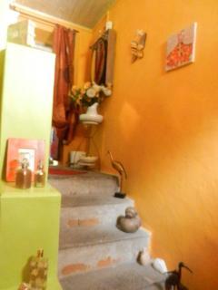 escalier 2ème palier
