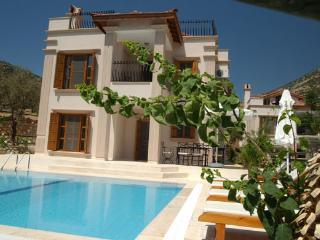 Poppy Villa from the terrace