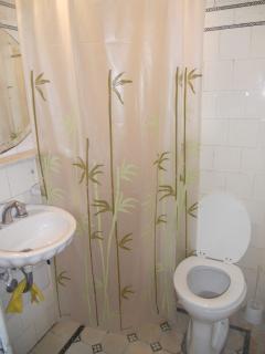 Otro de los tres baños de la casa'!!!