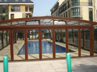 Apartamento bajo con terraza jardin en Foz (Lugo)