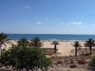 1a línea playa - 4 dorm. - 2 baños - 2 terrazas, Playa de Gandía