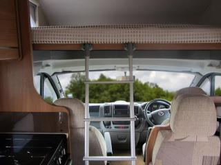 HIGHLAND ADVENTURES LUXURY 6 BERTH MOTORHOME CENTRAL SCOTLAND