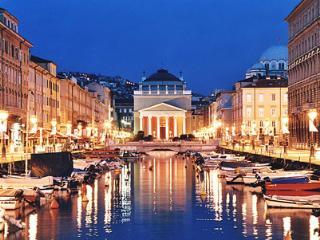 Raffinato appartamento, Trieste