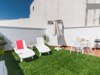 Penthouse Historic Centre Terrace BBQ A/C, Malaga