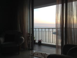 Seaview from Living Room.