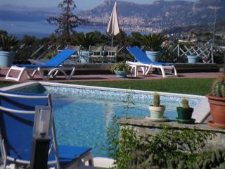 Appartamento con vista sulla costa azzurra