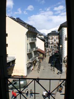 View towards Le Tour