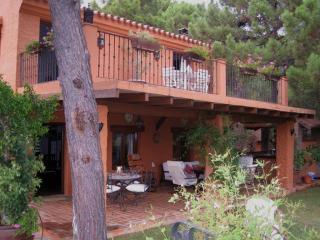 Casa campo El Cabanon en el pantano de Marbella, Istan