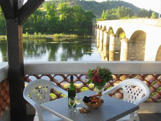 L'escale on the Dordogne Riverside (double rooms)