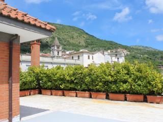 Attico Coreno - Sea view - Medieval Town - Wi fi, Castelnuovo Parano