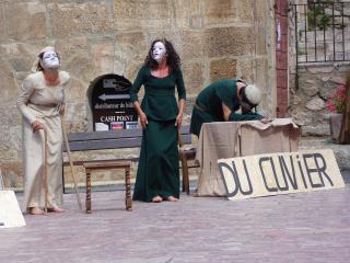 Street Theatre, Villefranche de Conflent