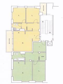 planimetria appartamenti