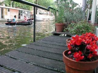 Prinsengracht Houseboat