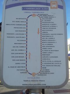 Detail de les arretes du bus