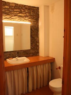 Baño suite primera planta