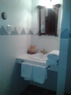 Baño de Alheña